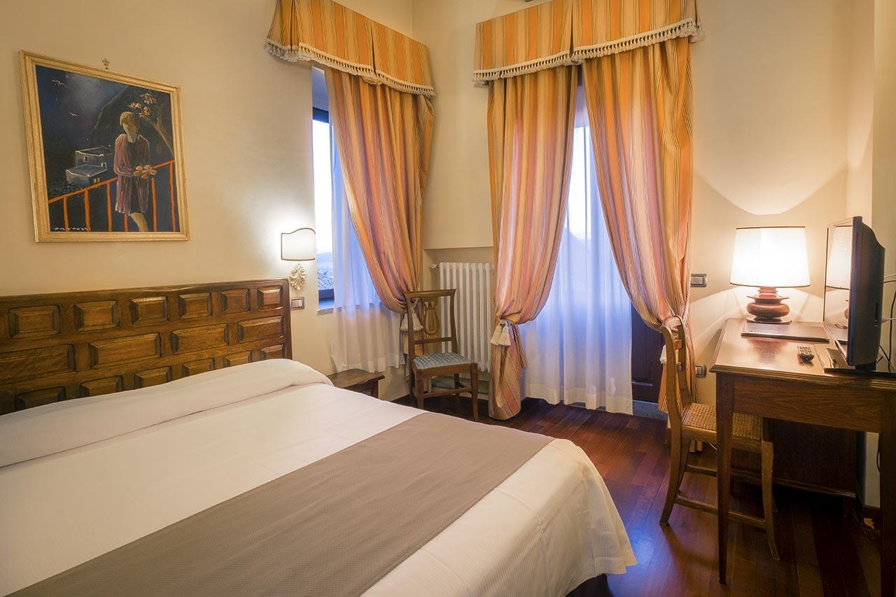 Hotel Bosone Palace 4 stelle in centro storico dormire a Gubbio